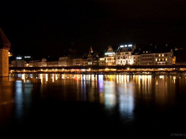 Luzern at Night